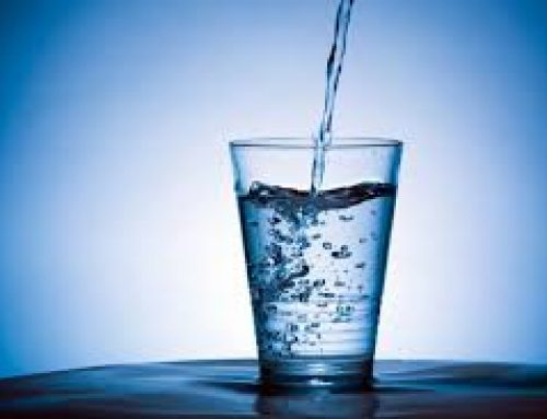 Wat-er ontbreekt in jouw medicijnkast: water!