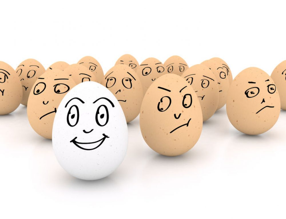 10 Dagelijkse gewoontes van een blij ei